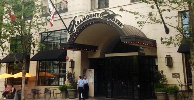 Portland Paramount hotel